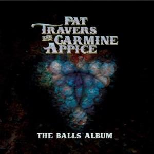 Travers Appice - The Balls Album
