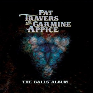 Travers Appice - The Balls Album