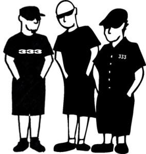 DIRTY DEUCE - band cartoon - 4-27-16
