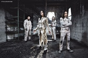 Lacuna Coil Band 2016