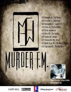 Murder FM poster
