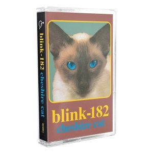 Blink 182 Cheshire Cat cassette