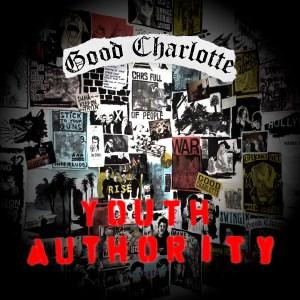 GOOD CHARLOTTE - cd art1 - 5-13-16
