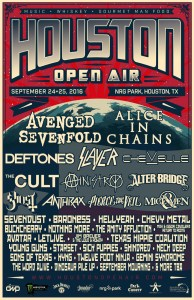 Houston Open Air 2016 med