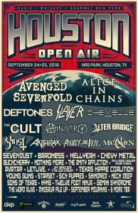 Houston Open Air 2016 med