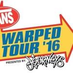 Vans Warped Tour 2016 logo