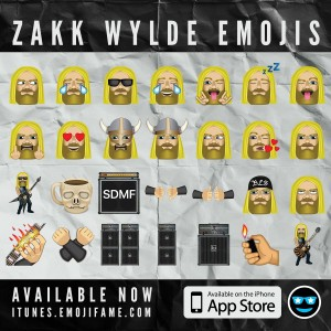 Zakk Wylde Emojis