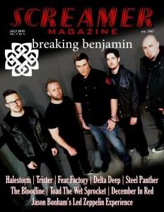 110 JUL 2015 Breaking Benjamin