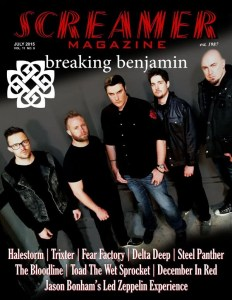 110 JUL 2015 Breaking Benjamin