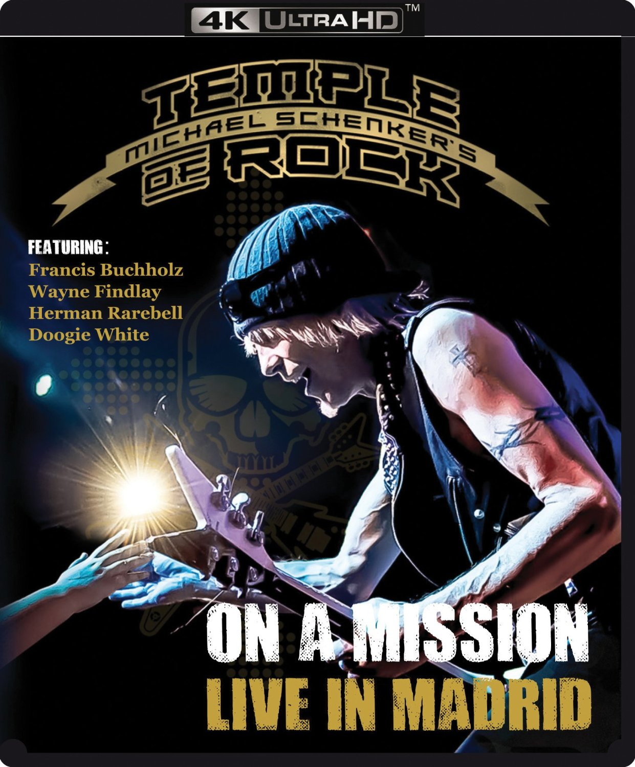 MICHAEL SCHENKER's TEMPLE OF ROCK - On A Mission: Live In ...