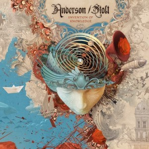 Jon Anderson-The Invention of Knowledge
