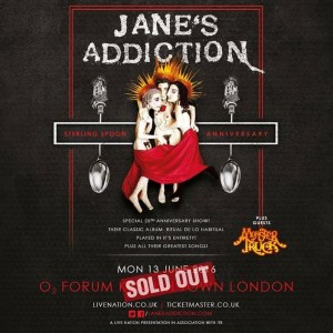 Monster Truck Janes Addiction Poster