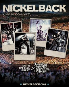 Monster Truck Nickelback Poster