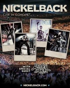 Monster Truck Nickelback Poster