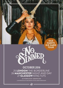 No Sinner Poster