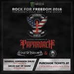 Rock For Freedom