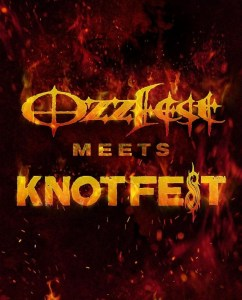 ozzfest knotfest