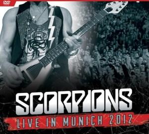 Scorpions Live In Munich