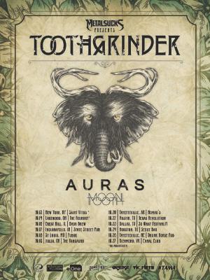 Toothgrinder poster