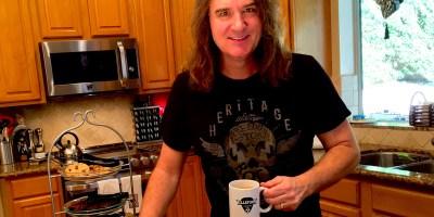 Megadeth's DAVID ELLEFSON – Renaissance Man