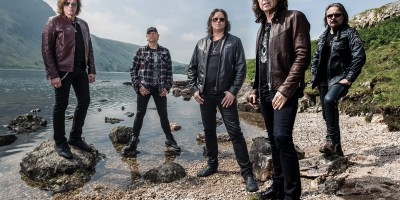 EUROPE's Joey Tempest Sets New Boundaries