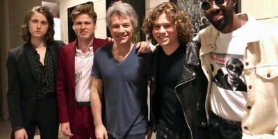 TEMPT Gets An Invite to the Garden Party From Bon Jovi