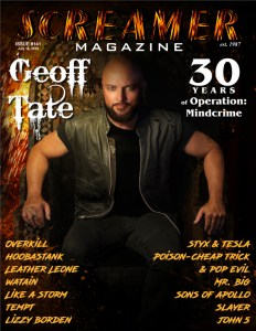 Screamer Magazine Issue #141 – July 18, 2018