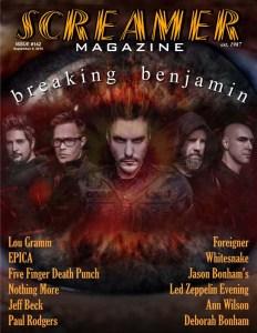 Screamer Magazine Issue #142 – September 4, 2018