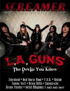 Screamer Magazine #144