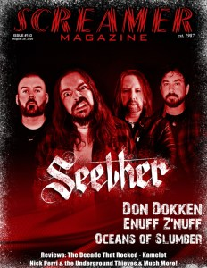Issue #153 Seether