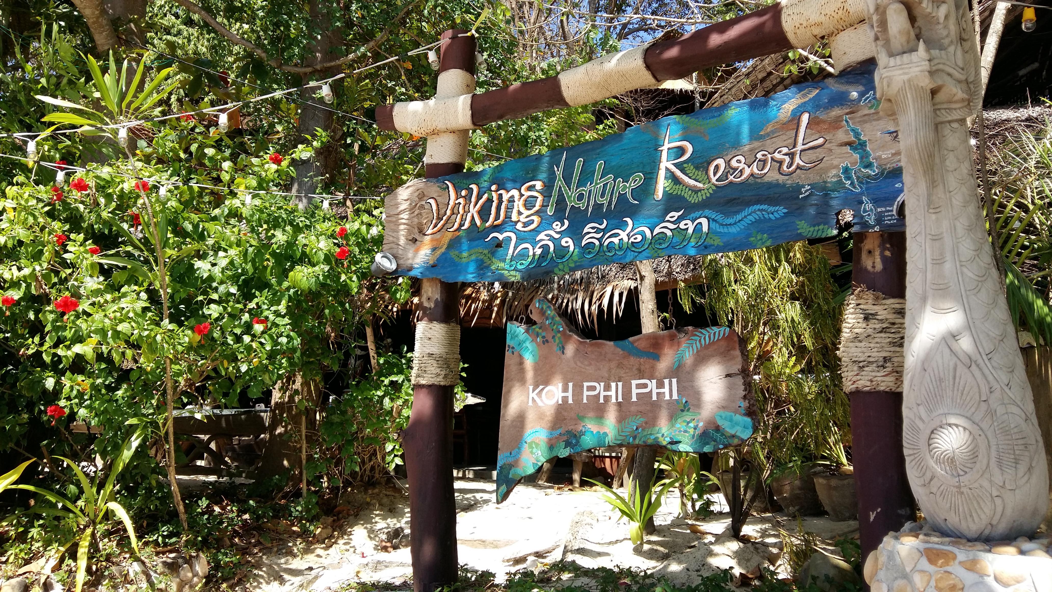Guide To Viking Nature Resort On Koh Phi Phi Screamfmlondon