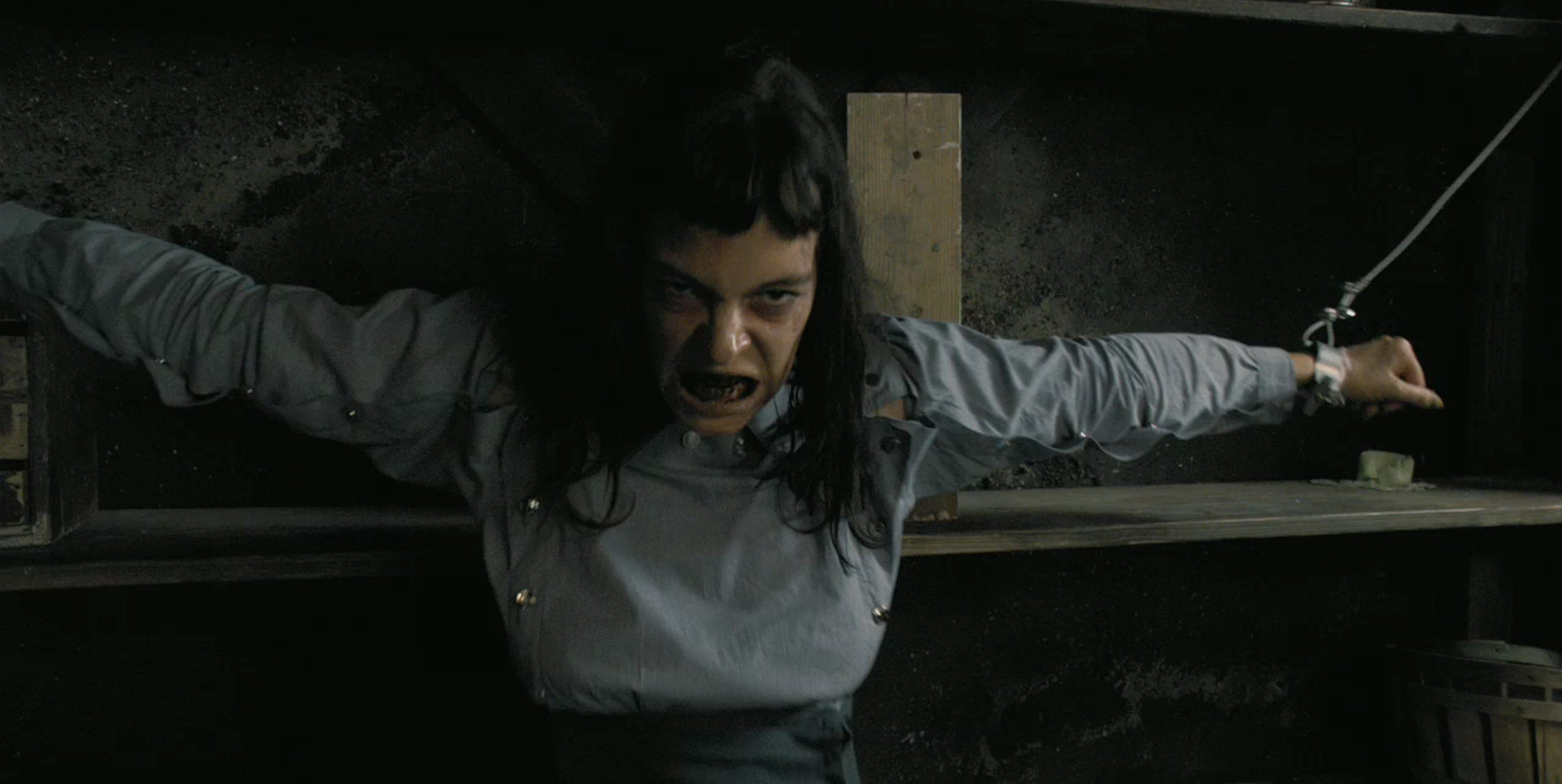 The Woman Film Review  The Horror Entertainment Magazine