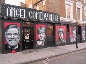 The Bill Murray, Angel Comedy