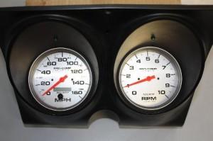 American Auto Wire Wiring Diagram Camaro 5in Gauge Install Kit 67 68 Screamin Performance