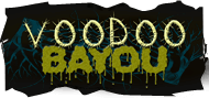 Voodoo Bayou is a new attraction at Ultimate Terror Scream Park.