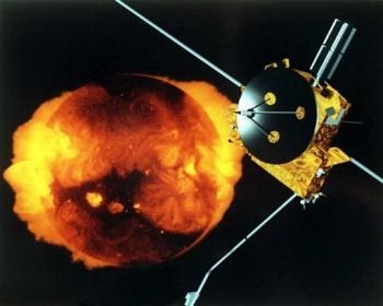 The Space Probe 'Ulysses'