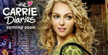 The Official Trailer for The CW's Sex And The City Prequel Series 'The Carrie Diaries' Is Here 1