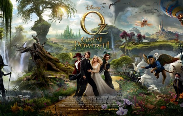 Check Out The New Trailer For 'Oz The Great And Powerful' 37