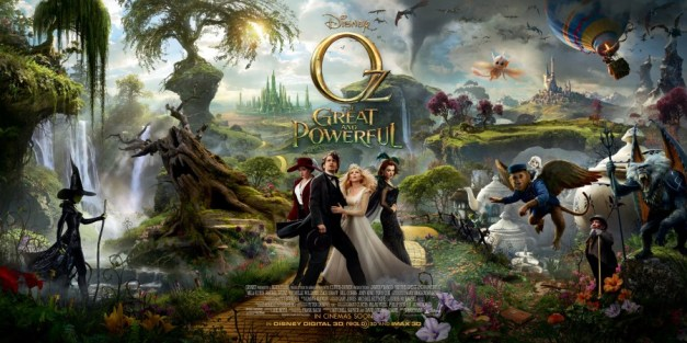 Check Out The New Trailer For 'Oz The Great And Powerful' 4