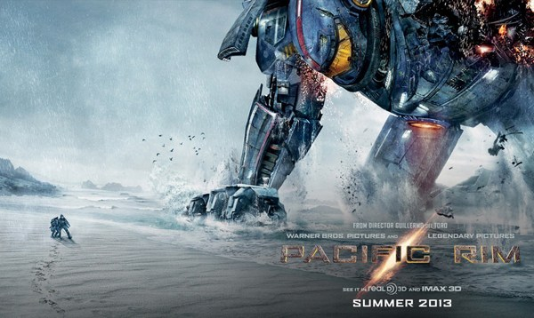 Check Out The Official Trailer & A New Poster For Guillero Del Toro's 'Pacific Rim' 3