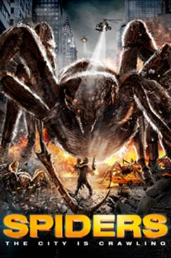 Millennium Entertainment will release SPIDERS on February 8 In Limited Theaters & Premium VOD; Full List Of Theaters Announced 11