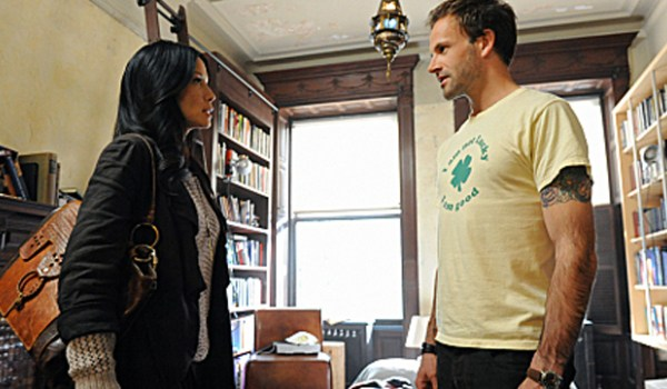 'Elementary' Crosses the Pond to Film the Second Season Premiere Episode on Location in London 1