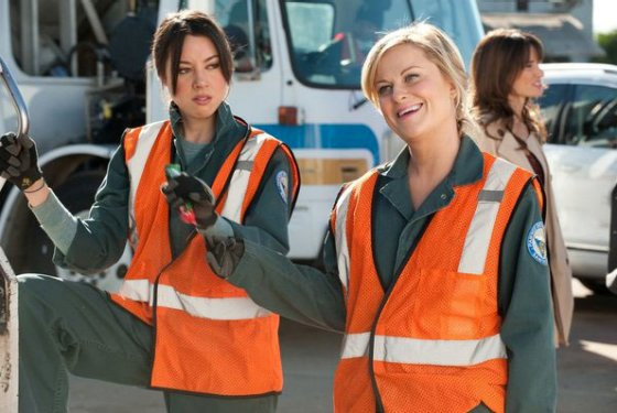 NBC Renews 'Parks & Recreation'; Cancels 'Up All Night' 'Guys With Kids' '1600 Penn' & 'Whitney' 15
