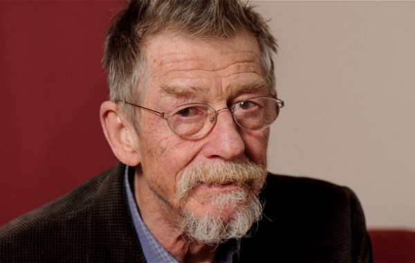 FX Casts Oscar®-Nominated Actor John Hurt In 'The Strain' 9