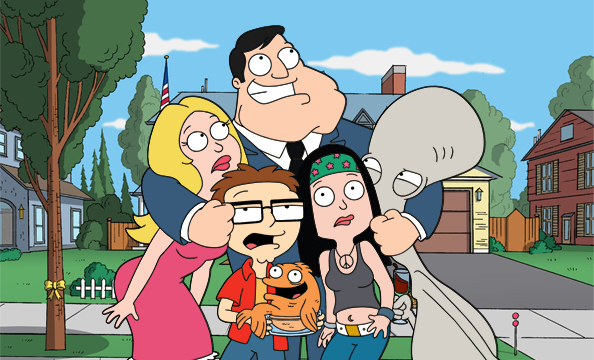 New Episodes Of 'American Dad' Moving To TBS In Late 2014 29