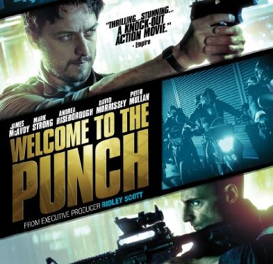 [Blu-Ray Review] 'Welcome To The Punch'; Now Available On Blu-Ray & DVD From IFC/MPI 15