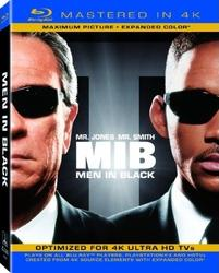 [Blu-Ray Review] Sony Pictures Home Entertainment 4K Mastered Titles; 'Men In Black' 'Spider-Man' 'Spider-Man 2'; Now Available On 4K Mastered Blu-Ray 9