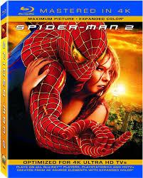 spiderman.2.4K.blu-ray.cover
