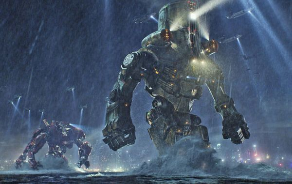 [Blu-Ray Review] 'Pacific Rim' is absolutely amazing, the best film of the year; own it on Blu-ray Combo Pack, DVD and HD Digital Download October 15 from Warner Bros. 15