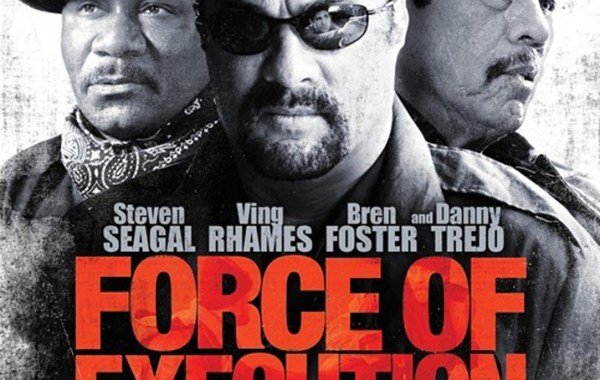 [Blu-Ray Review] 'Force of Execution' is entertaining and has some fun action sequences but that's not enough to save the film; Now Available on Blu-Ray Combo Pack & DVD from Anchor Bay Entertainment 11